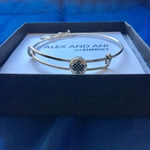 Endless Knot Alex and Ani *rare*